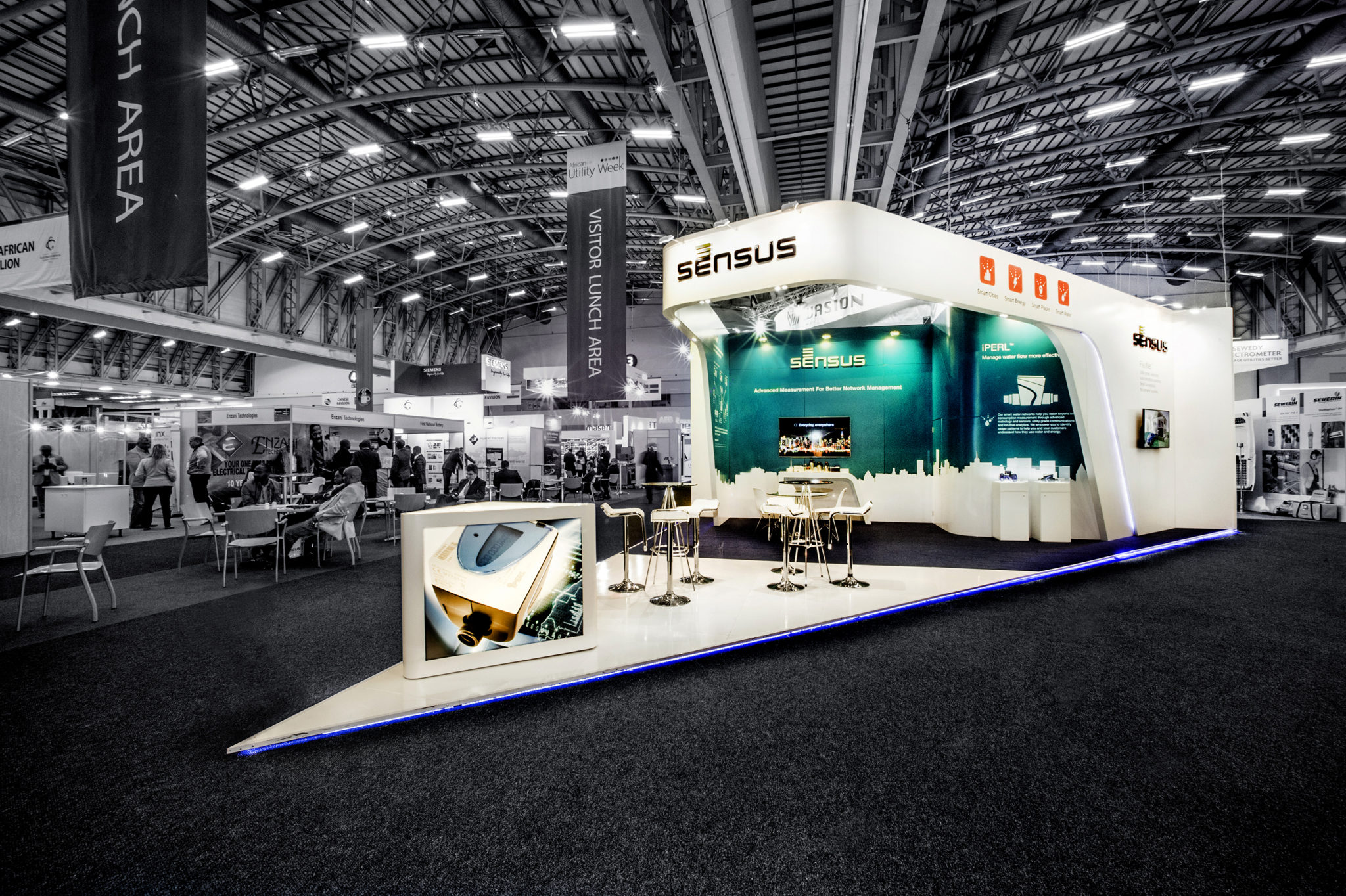 Expo Stands Cape Town : Homepage marketing merchants
